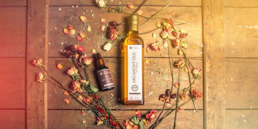 Arganový olej na vaření vs. Arganový olej na pleť