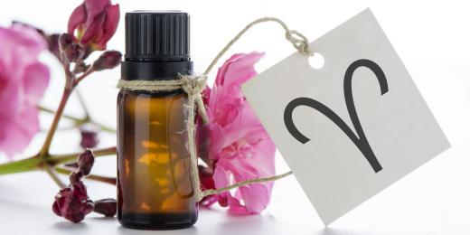Aromaterapeutický horoskop – Beran