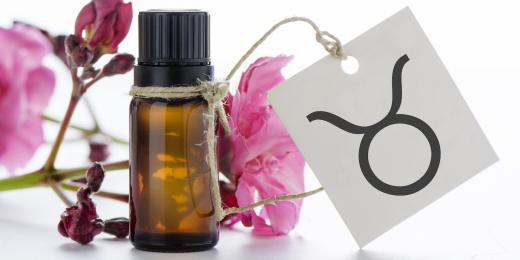 Aromaterapeutický horoskop - Býk