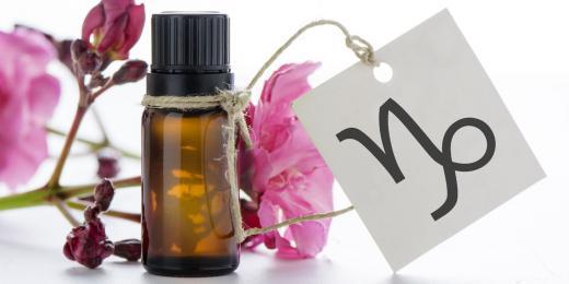 Aromaterapeutický horoskop – Kozoroh