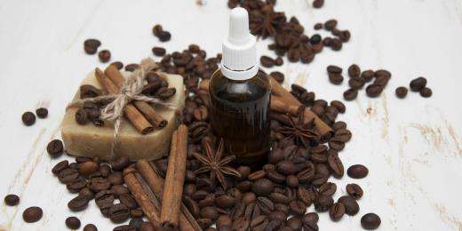 Aromaterapie na podzim