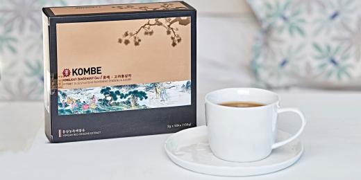 Kombe - korejský ženšenový čaj