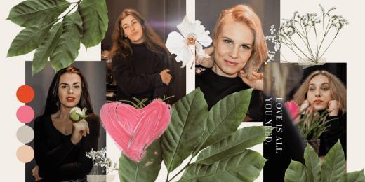 Biooo romatincké líčení přírodními produkty