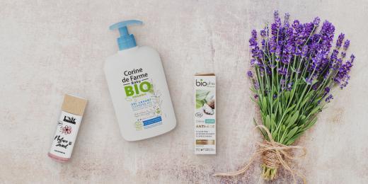 Produkty od bioPha, Corine de Farme a Unic Naturals