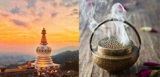 Vonné tyčinky Himalayan Herbal: Posvátné vůně Nepálu
