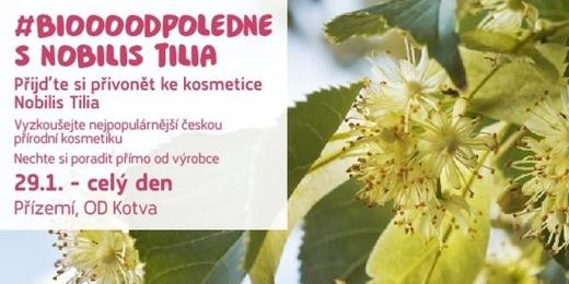 Biooo Odpoledne s Nobilis Tilia