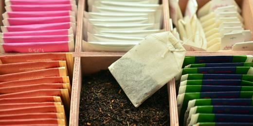 Čajový miniprůvodce