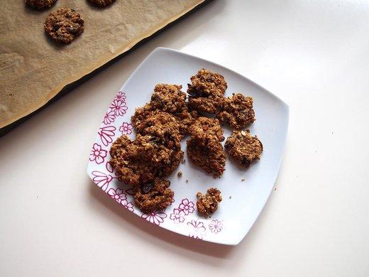 Domácí sušenky na výlety i ke snídani