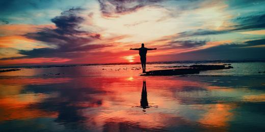 Emoční tělo je mostem mezi tělem a duší