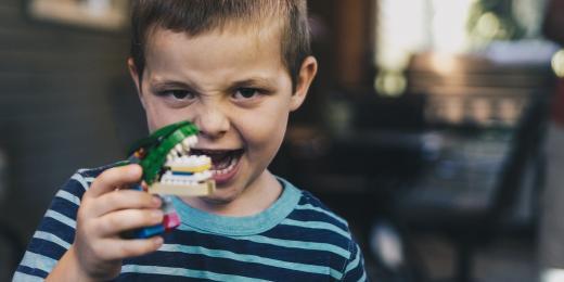 Fluor v zubních pastách: Nebezpečí??