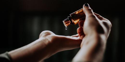 Fotosensitivita éterických olejů
