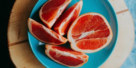 Grapefruit jako silné přírodní antibiotikum i součást kosmetiky