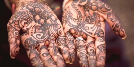 Henna a zase henna