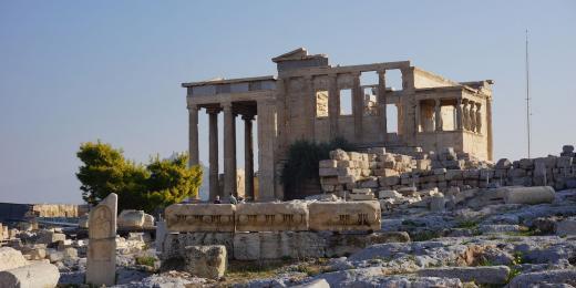 Léčení ve starém Řecku