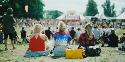 Letní festivaly s bio kosmetikou? Jde to!