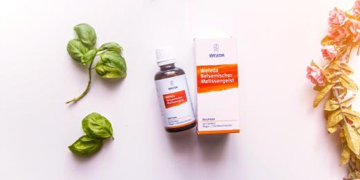 Meduňkové kapky Weleda - nezbytnost přírodní lékárničky
