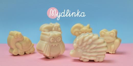 Mýdla od Mydlinky