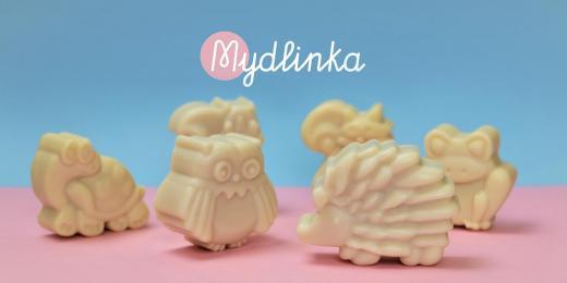 Proces výroby mýdel Mydlinka