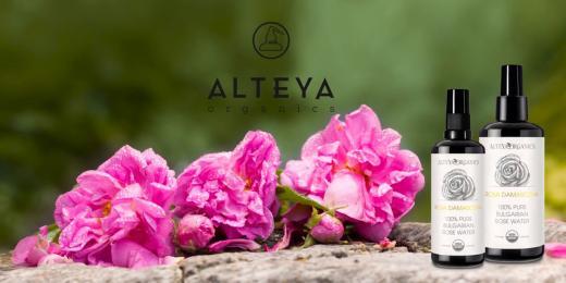 Alteya produkty s květy