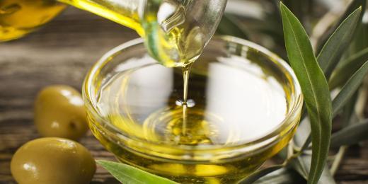 Olivový olej - pro všechny a na všechno