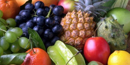 Ovocné orgie nejen na talíři