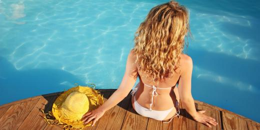Péče o pokožku na dovolené