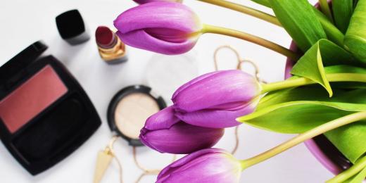 Oživte své líčení na jaře