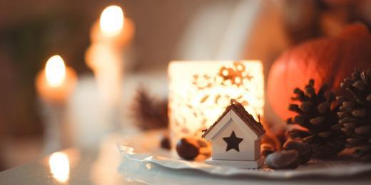 Provoňte svůj domov Vánocemi