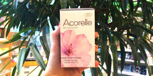 Recenze: Acorelle toaletní voda Třešňový květ