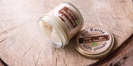 Recenze: Bio bambucké máslo Purity Vision