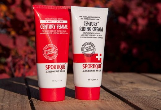 Recenze: Century Riding Cream a Century Femme Sportique
