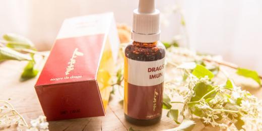 Recenze: Dračí krev pro vaše zdraví od Energy