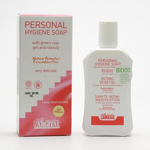 Gel pro intimní hygienu Argital