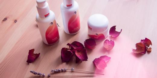 Recenze: Martina Gebhardt růžové tělové mléko