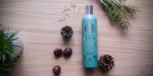 Recenze: Šampon pro mastné vlasy Natura Siberica