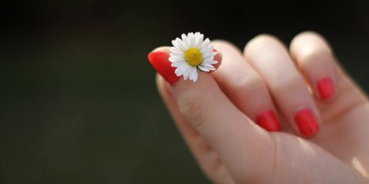Ruce a nehty jsou nejlepší vizitka