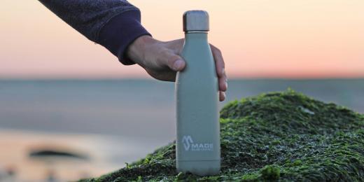 Snadný krok k zero waste - láhev na pití