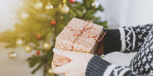 dárek pro ženu pod stromeček
