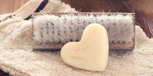 Tuhé mýdlo na patero způsobů