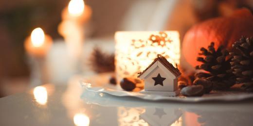 Vánoční pohádka - udělejte si to hezký!