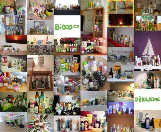 Vyhlášení Biooo soutěže