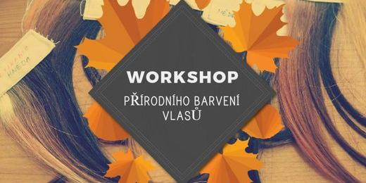 Workshop přírodního barvení s Cosmetikou