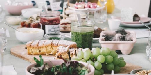 Velikonoce, velikonoční recepty, jarní recepty, jídlo, kopřiva