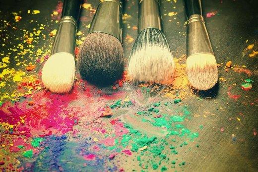 Živočišné látky a dekorativní kosmetika