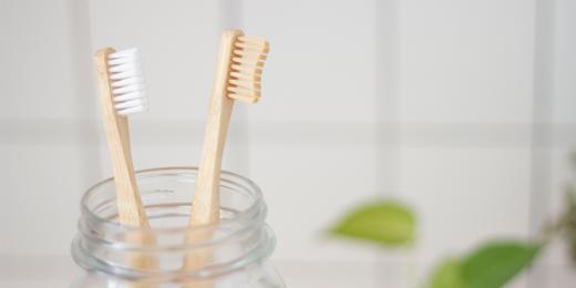 kartáčky, tooth brush, fluor, zubní pasta bez fluoru