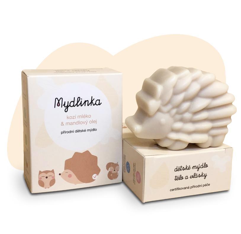 Mýdlo ježeček od Mydlinky