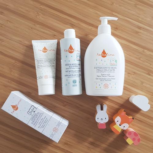 NeBiolina produkty pro děti