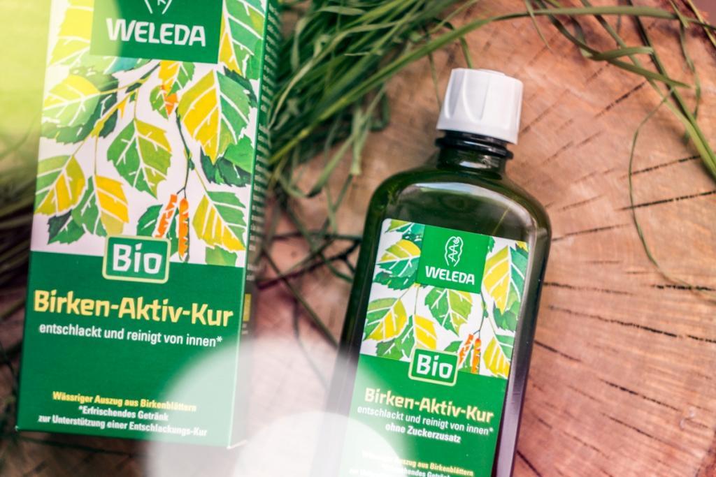 Zelené šťávy - Aloe a bříza