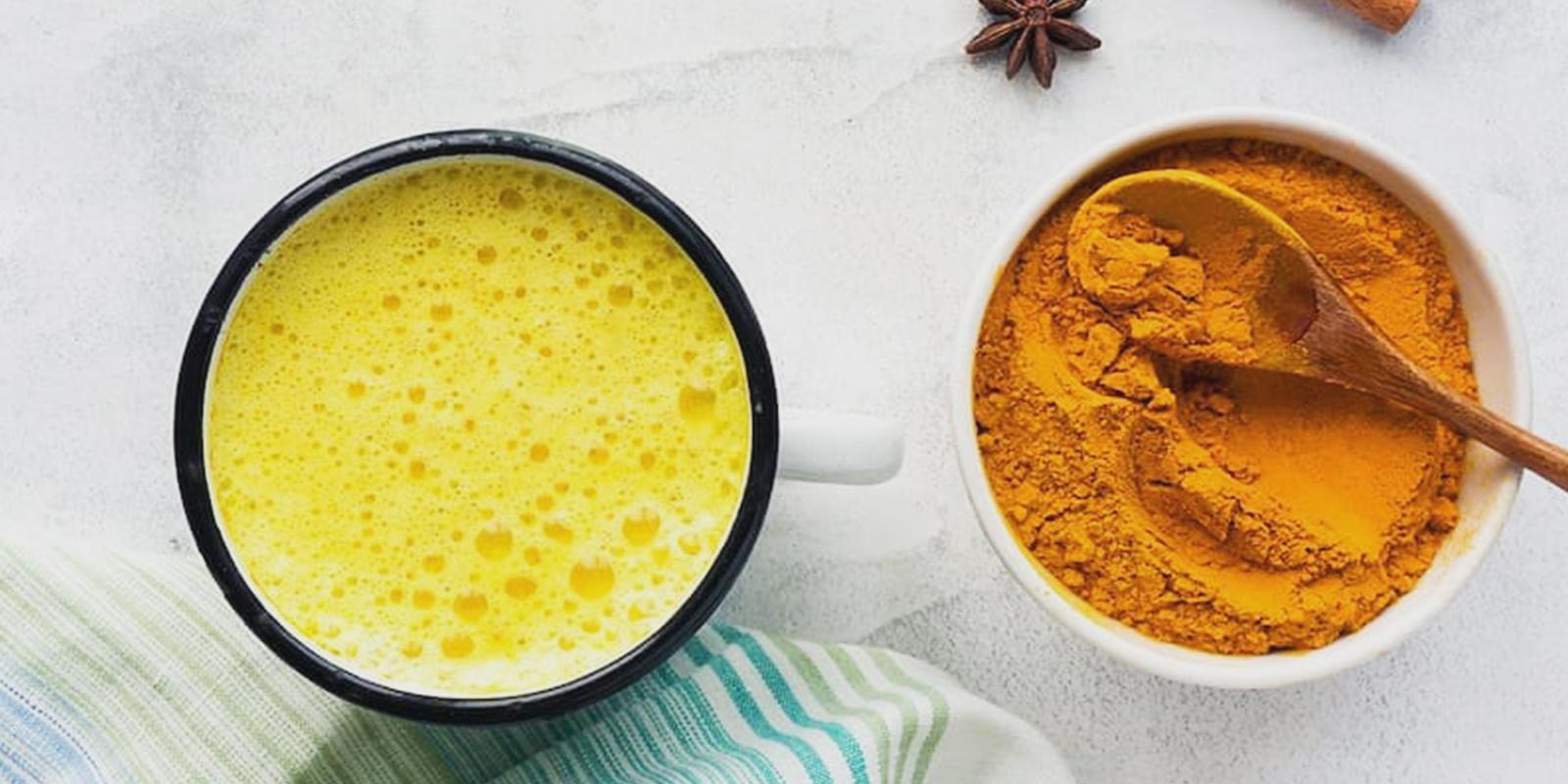 Prášek od Nupreme použitý k tvorbě jídla