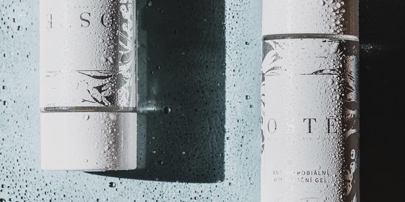 Oste Antimikrobiální hydratační gel